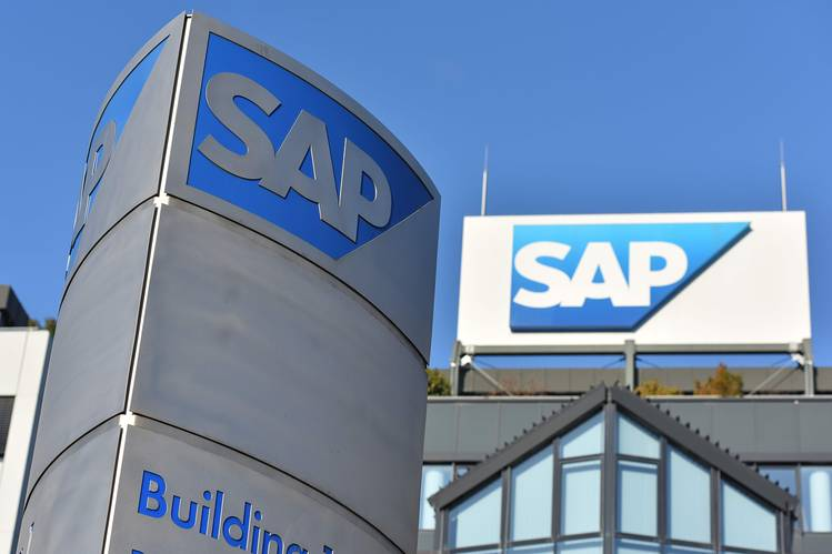 German Software Company SAP