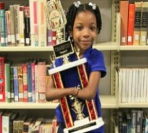 Handless Seven-Year-Old Girl Wins the American Handwriting Competition