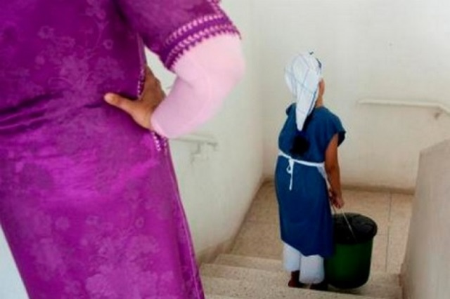 Under Age Housemaids: Government and Parliament Fail Moroccans
