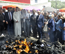 Hundreds of Jews from around the World Celebrate Hilloula in Morocco