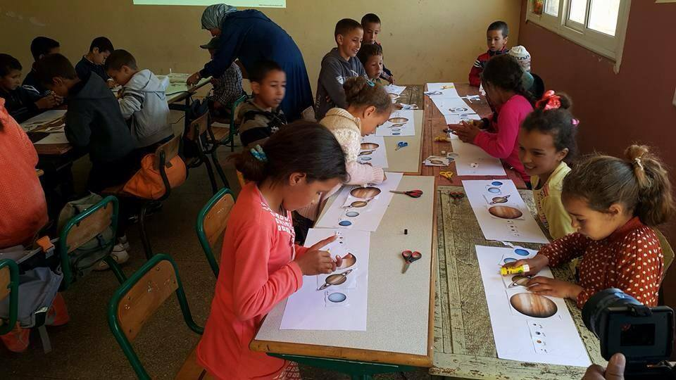 Initiative to Break Isolation of Children in the Atlas Mountains