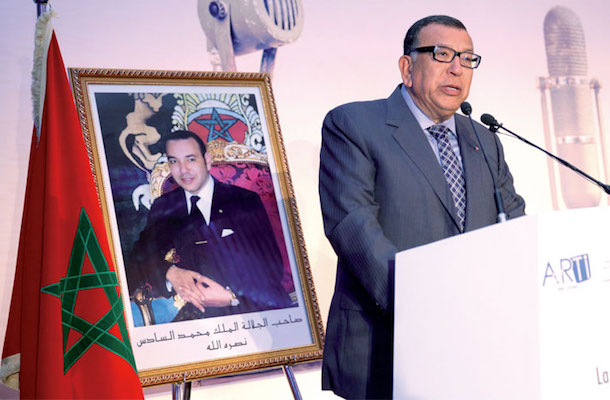 Kamal Lahlou, president of Moroccan Association of Independent Radio and Television (ARTI)