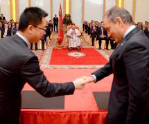 King Mohammed VI Chairs in Beijing Signing of 15 Partnership Agreements