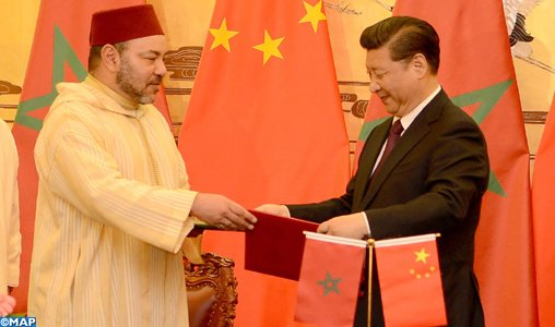 King Mohammed VI, Pres. Xi Jinping Sign Joint Statement on Establishment of Strategic Partnership