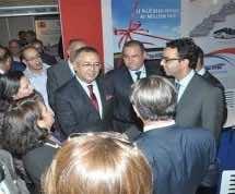 Lahcen Haddad Inaugurates Tourism Show in Casablanca