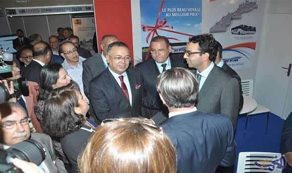Lahcen Haddad Inaugurates Tourism Show in Casablanca