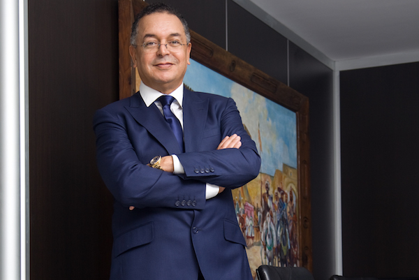 Lahcen Haddad, Minister of Tourism