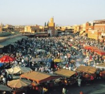 Marrakech's Jamaa El Fnaa Among Best 17 Squares in the World