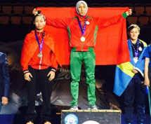 Muay Thai World Championship: Morocco's Meriem El Moubarik Wins Gold Medal