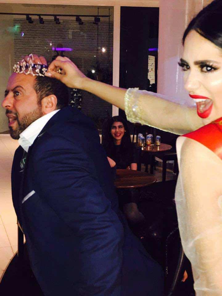 Sara Belkziz. Miss Maroc Facebook Page