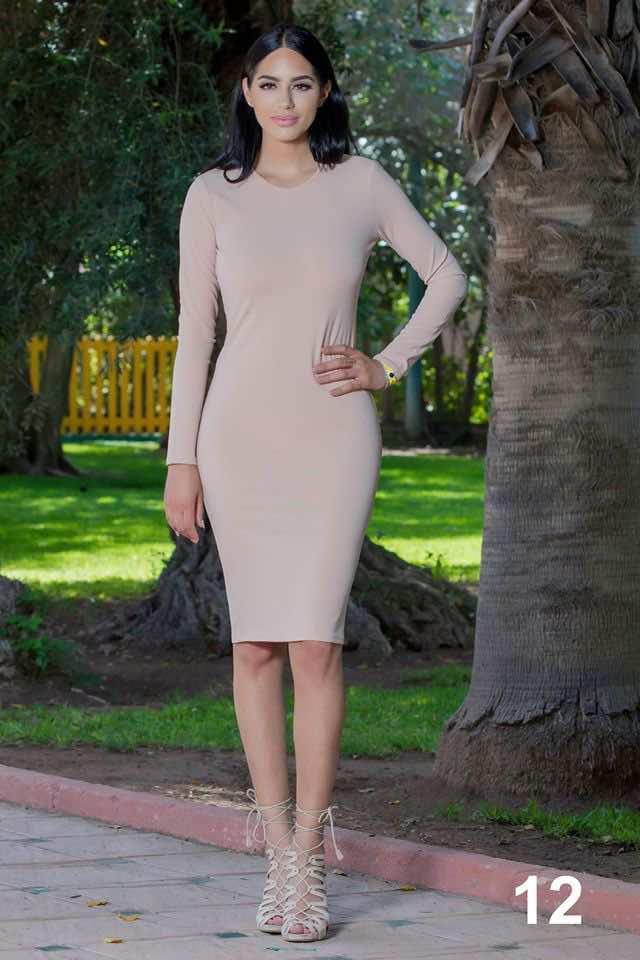 Miss Morocco 2016, Sara Belkziz