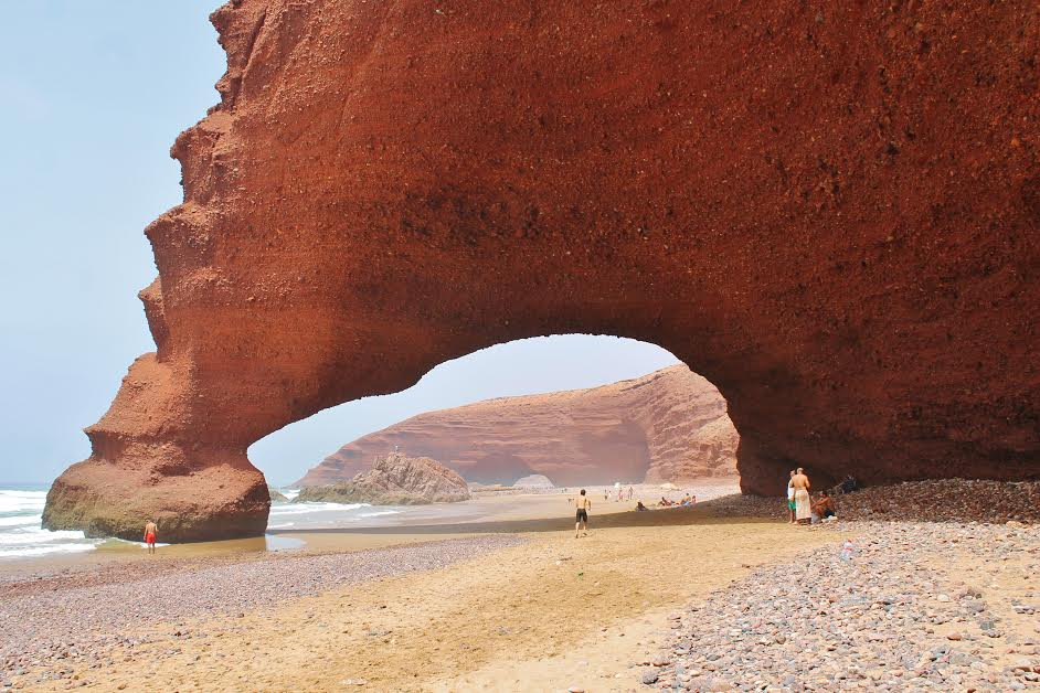 Moroccan Beaches. Photo by Katarina Maruskinova