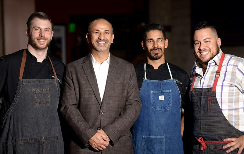 Moroccan Chefs Bringing Exotic Flair to the U.S.