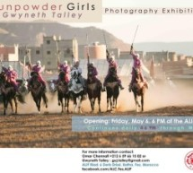 Moroccan Fantasia on Display in Photography Exhibition in Fez Medina