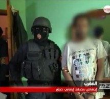 Video: Moment When Moroccan Police Arrested ISIS Terrorist