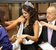 A Moroccan Woman Crowned Miss Maghreb 2016