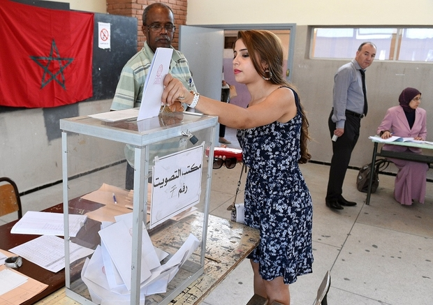 Moroccan elections