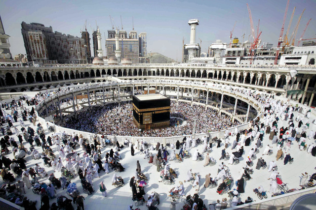 1.4 Million Pilgrims Landed in Saudi Arabia for 2017 Hajj: Saudi Press Agency