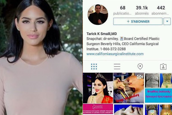 Plastic Surgeon Congratulates Sara Belkziz on Winning Miss Morocco