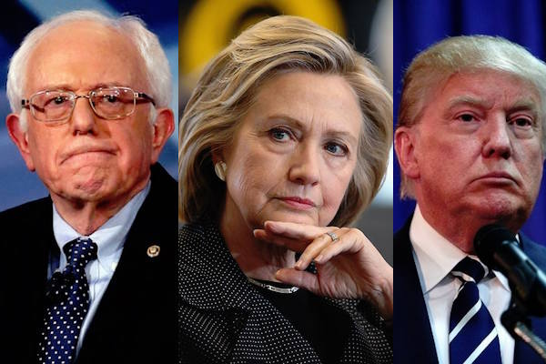 Presidential Candidates Seeking out ways to Weaken Competition