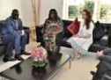 Princess Lalla Salma Receives Senegal's First Lady