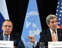 Lavrov & Kerry Discuss Efforts on Syria Crisis Settlement