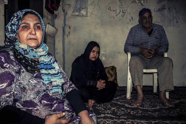 Salwa, 60, Mount Lebanon, Syrian Refugee