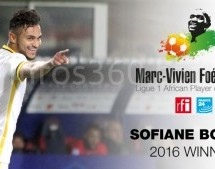 Morocco's Sofiane Boufal Named Best African Player in France