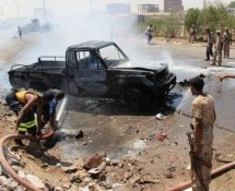 Suicide Car Bomb Kills at least 40 Army Recruits in Aden