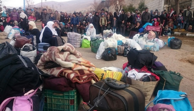'Half a Million' Syrians Now Living under Siege: UN Official