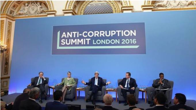 The Anti-Corruption Summit