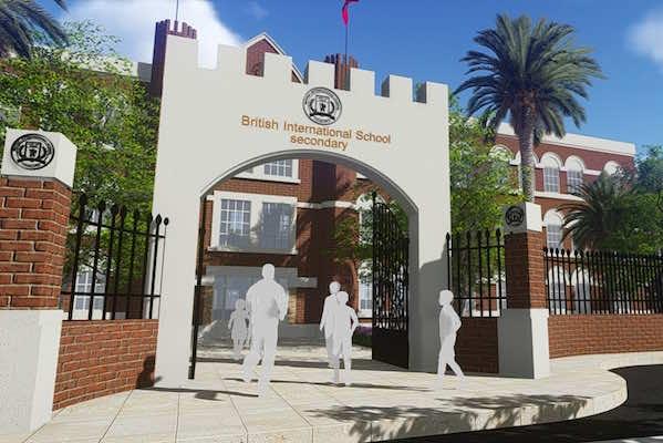 The British International School opens in Casablanca