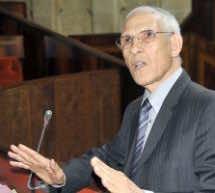 Lahcen Daoudi to Discuss University Violence in Morocco's House of Representative