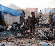 Bombing of Syrian Refugee Camp Could be War Crime: UN Officials