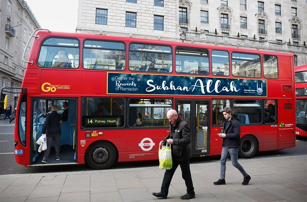 UK Buses to Show Ads Praising God