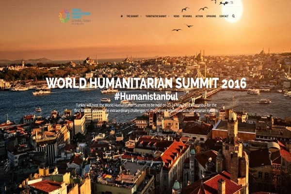 World Humanitarian Summit Kicks Off in Istanbul