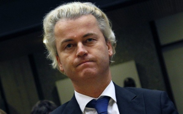 Dutch far-right and anti-Islamist deputy, Geert Wilders