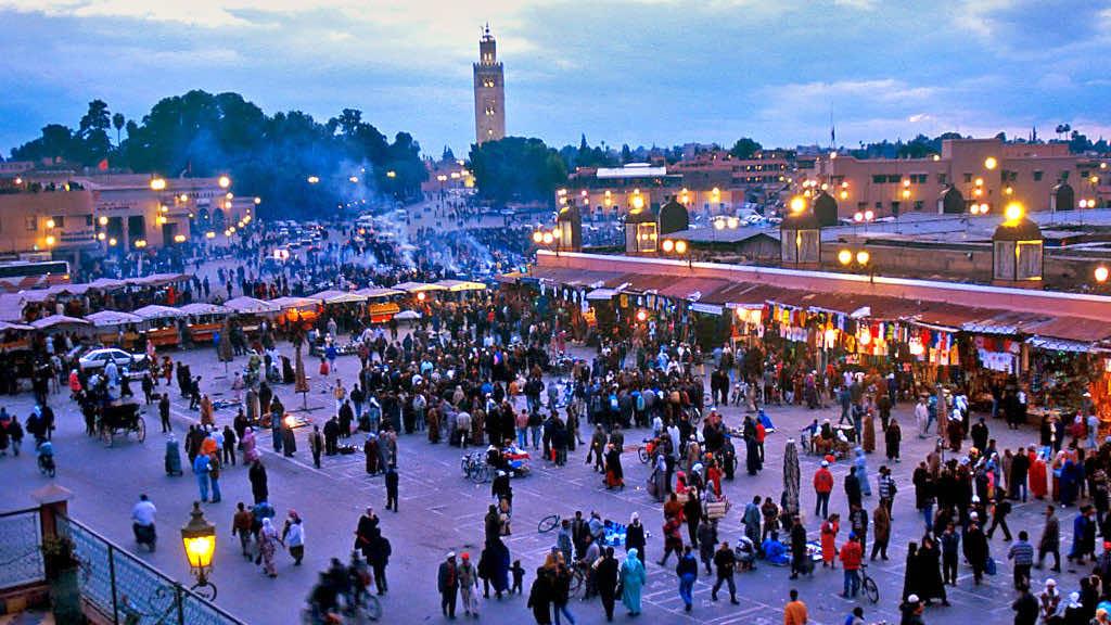 Casablanca Morocco City Code