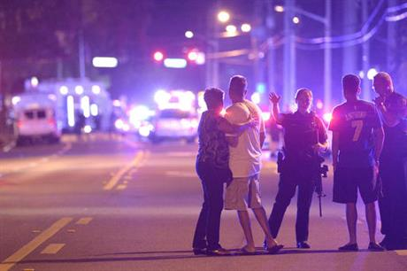 22 Dead, 40 Injured in Domestic Terror Attack in Gay Nightclub in Orlando