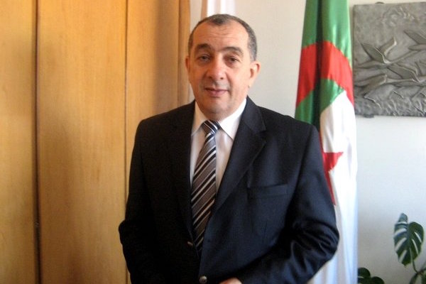 Abdelwahid Bouabdellah, deputy of the Algerian National Liberation Front (FLN)