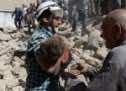 Air Strikes in Syria's Idlib Kill More than 20