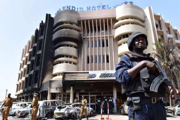 Burkina Faso terrorists