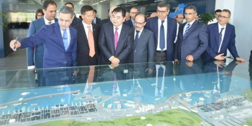 Chinese Group to Build Industrial Park in Tangier