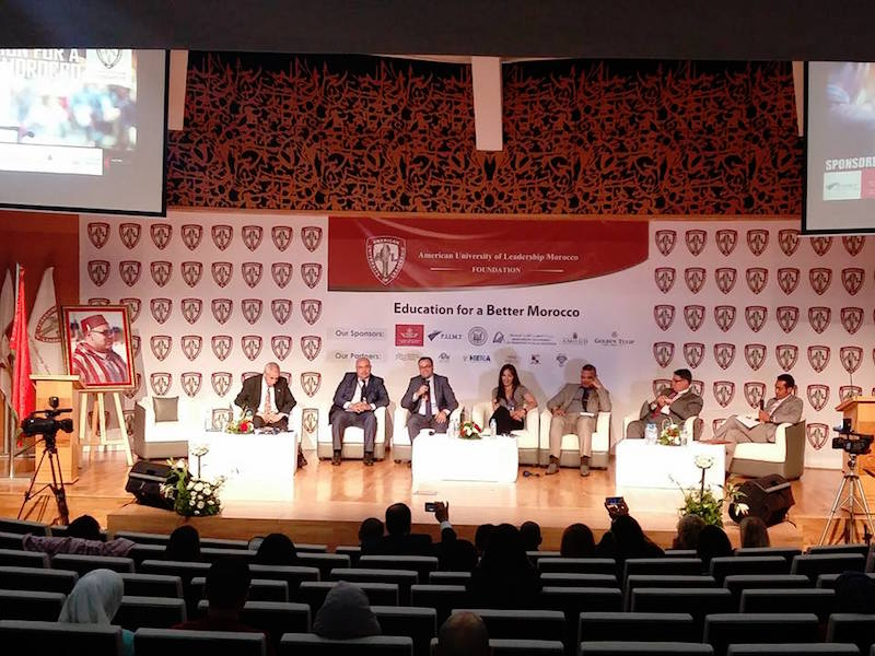 Education for a better Morocco