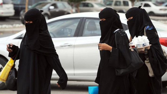 For hundreds of thousands of Saudi women, who are banned from driving, the Uber app is seen as critical solution. (File photo: AFP)