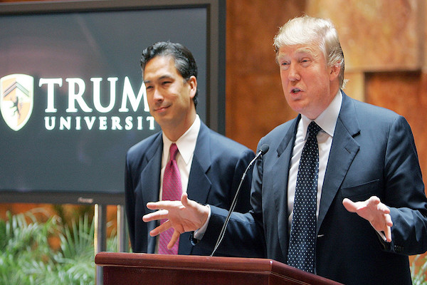 Former Trump University Workers call the School a 'Lie' and a 'Scheme'