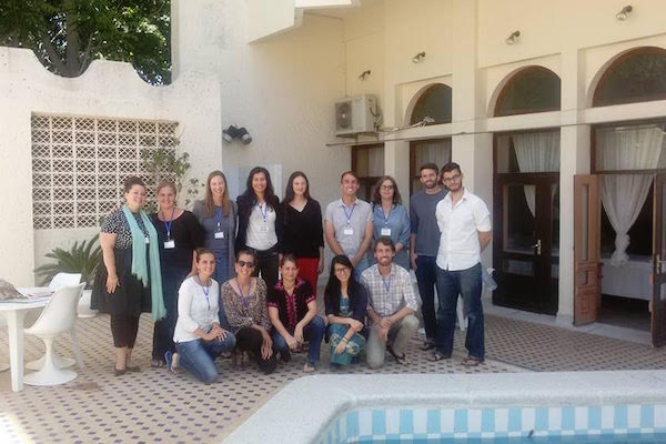 Gender Advocacy Training Highlights Issues and Solutions in Morocco