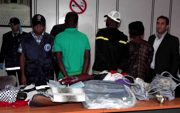 Guinean National Arrested in Casablanca Airport for Drug trafficking