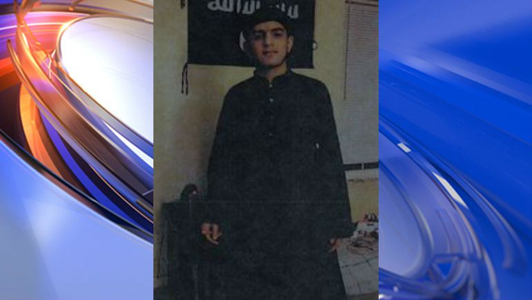 High-School Student Who Pledged Allegiance To ISIS, Arrested In Indiana