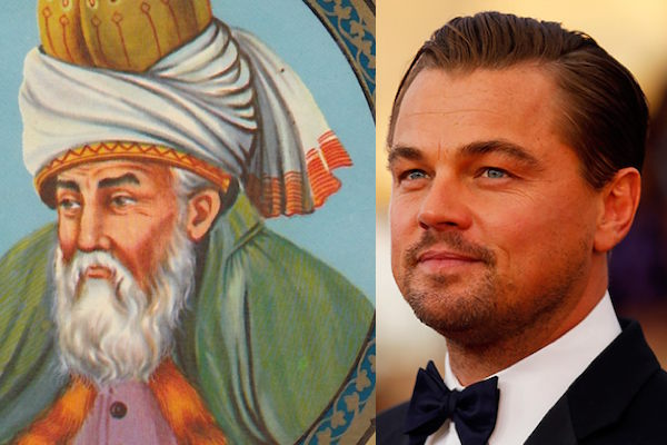 Hollywood Turns Its Eye to Rumi